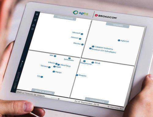 Rally (Broadcom), bestes Tool für agile Planung (Gartner) für Unternehmen