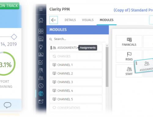Clarity 15.6.1, novedades y mejoras de la actualización de Broadcom