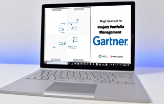 leader ppm quadrant gartner