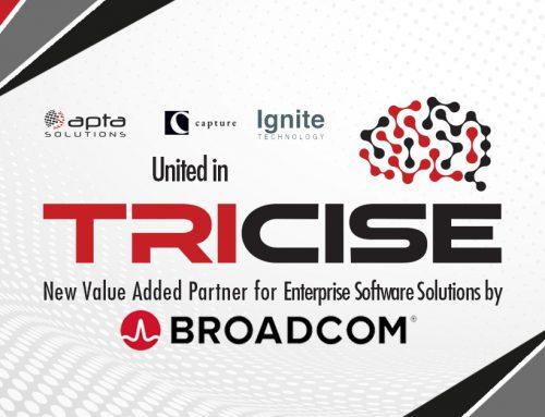 Apta Solutions, Capture et Ignite Technology forment l'alliance TRICISE
