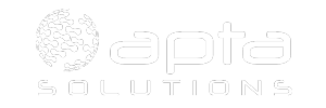 APTA SOLUTIONS – IT Business Management Logo
