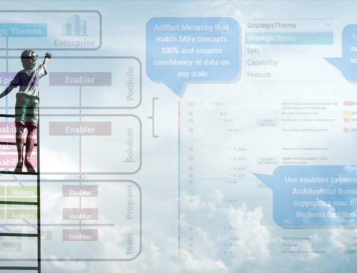 Cómo conectar ágilmente estrategia con ejecución con Rally Software