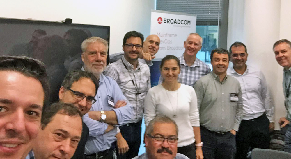 mainframe broadcom prague