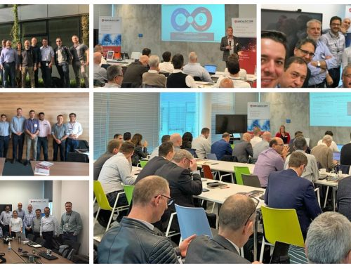 Tricise Group participates with 30 people at the Broadcom Partner Momentum, in Prague