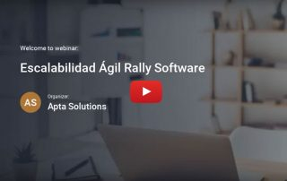 video scaling agile rally software