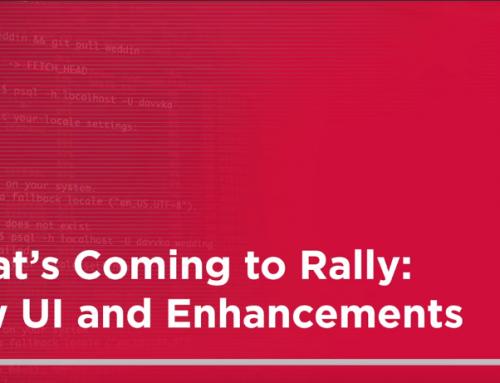 Novedades del nuevo Rally Software de Broadcom
