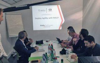 gestion agilidad rally software workshop