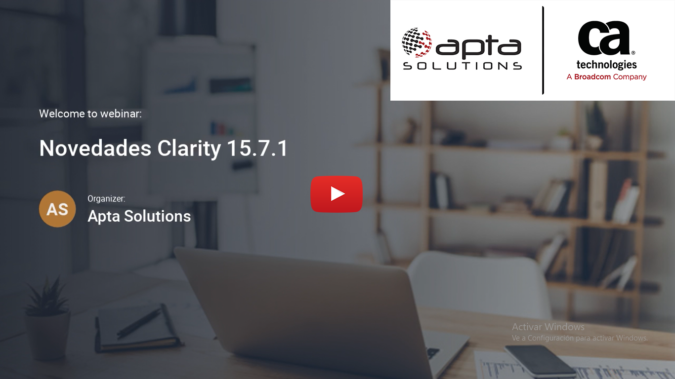 Clarity PPM 15.7.1 novedades