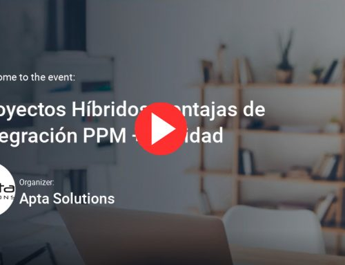 Video: Gestión de Proyectos Híbridos, con Clarity PPM y Rally Software
