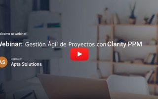 webinar-gestion agil proyectos clarity