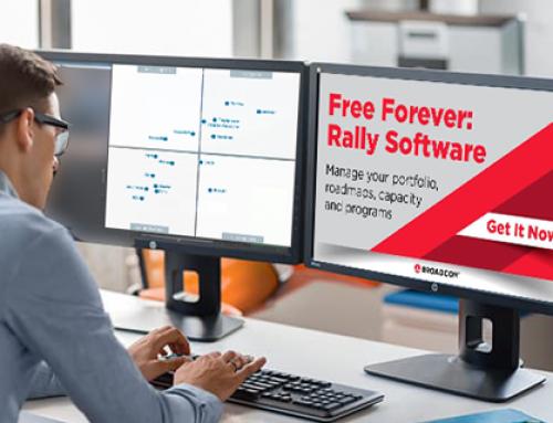 Rally Software mejor Herramienta de Agilidad Empresarial según Gartner