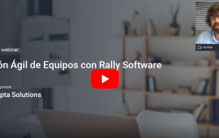 Gestión Agil de Equipos Scrum con Rally Software video
