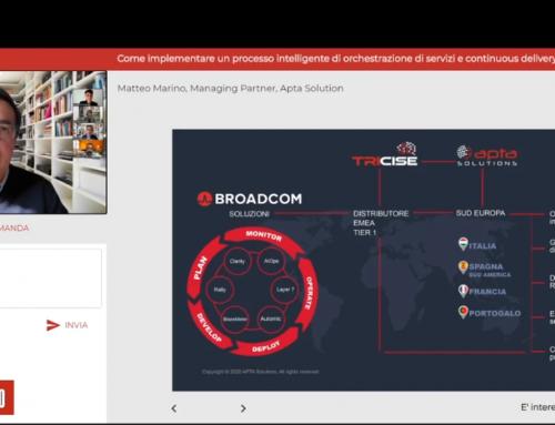Video: Come implementare un processo intelligente di orchestrazione di servizi e continuous delivery