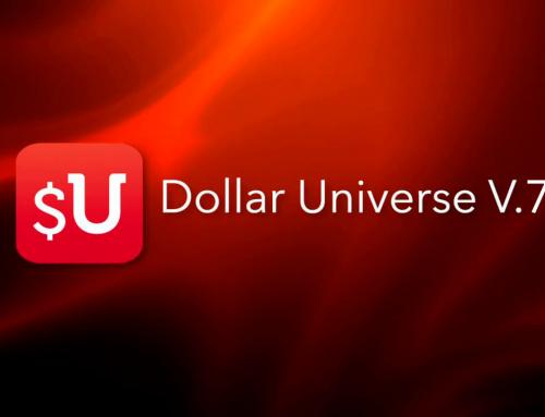Cinco Novedades de Dollar Universe v7, avance del próximo webinar