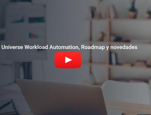 Video: Roadmap y novedades de Dollar Universe Workload Automation v7