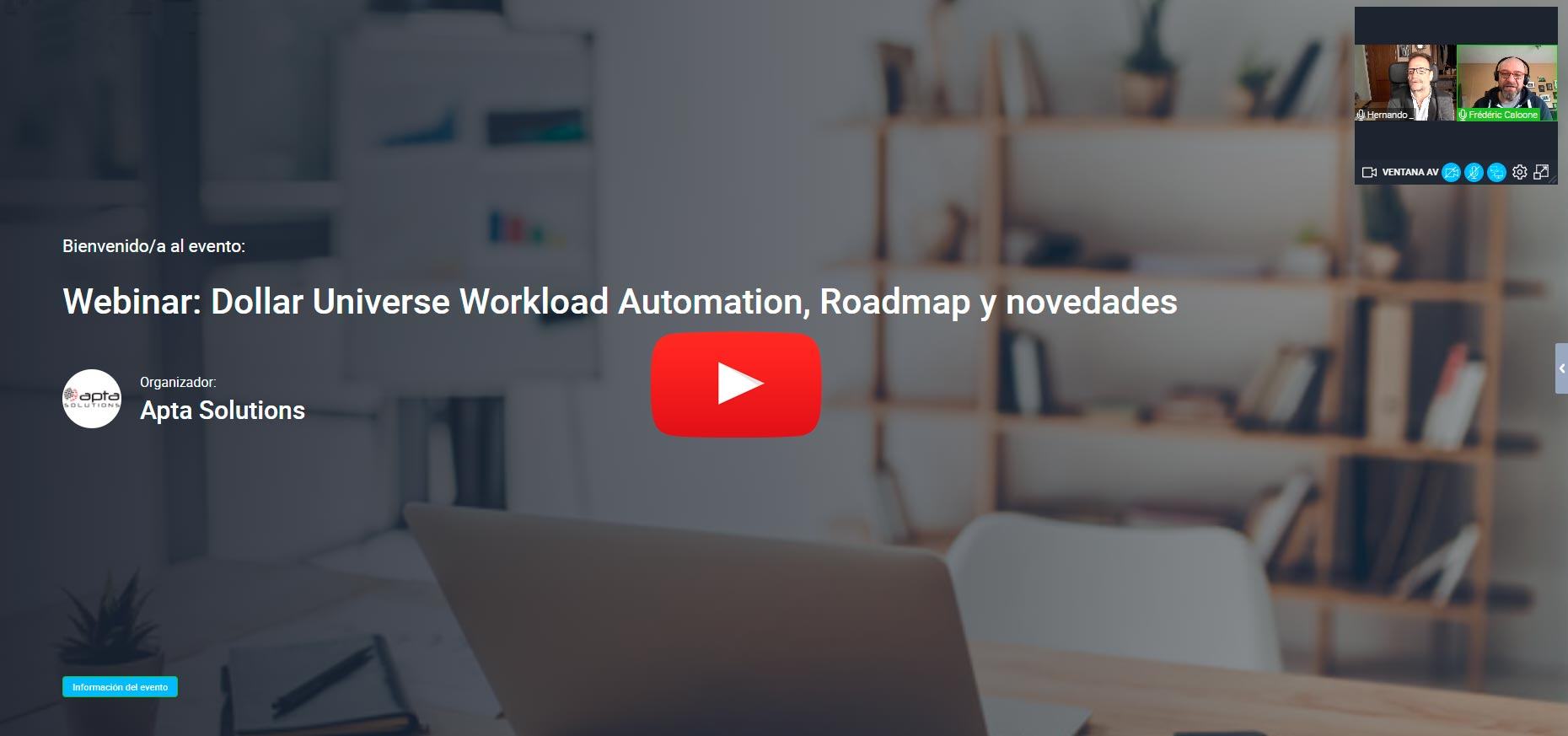 webinar dollar universe workload automation