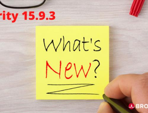 Nuevas funcionalidades de la versión 15.9.3 de Clarity (Broadcom)